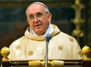 Papa Francesco Su_Santidad_Papa_Francisco