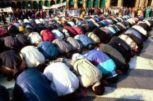 Islamici in preghiera - 2