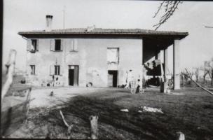 Casa MagdaBarbieri, via S. Pancrazio, dal 1940 al1960-foto 1978 (ab. allora da Pilati)